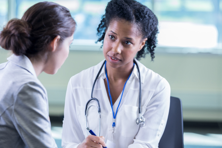 patient advocate assisting patient with Medicaid application